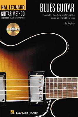 Hal Leonard Guitar Method Blues Guitar By Koch, Greg