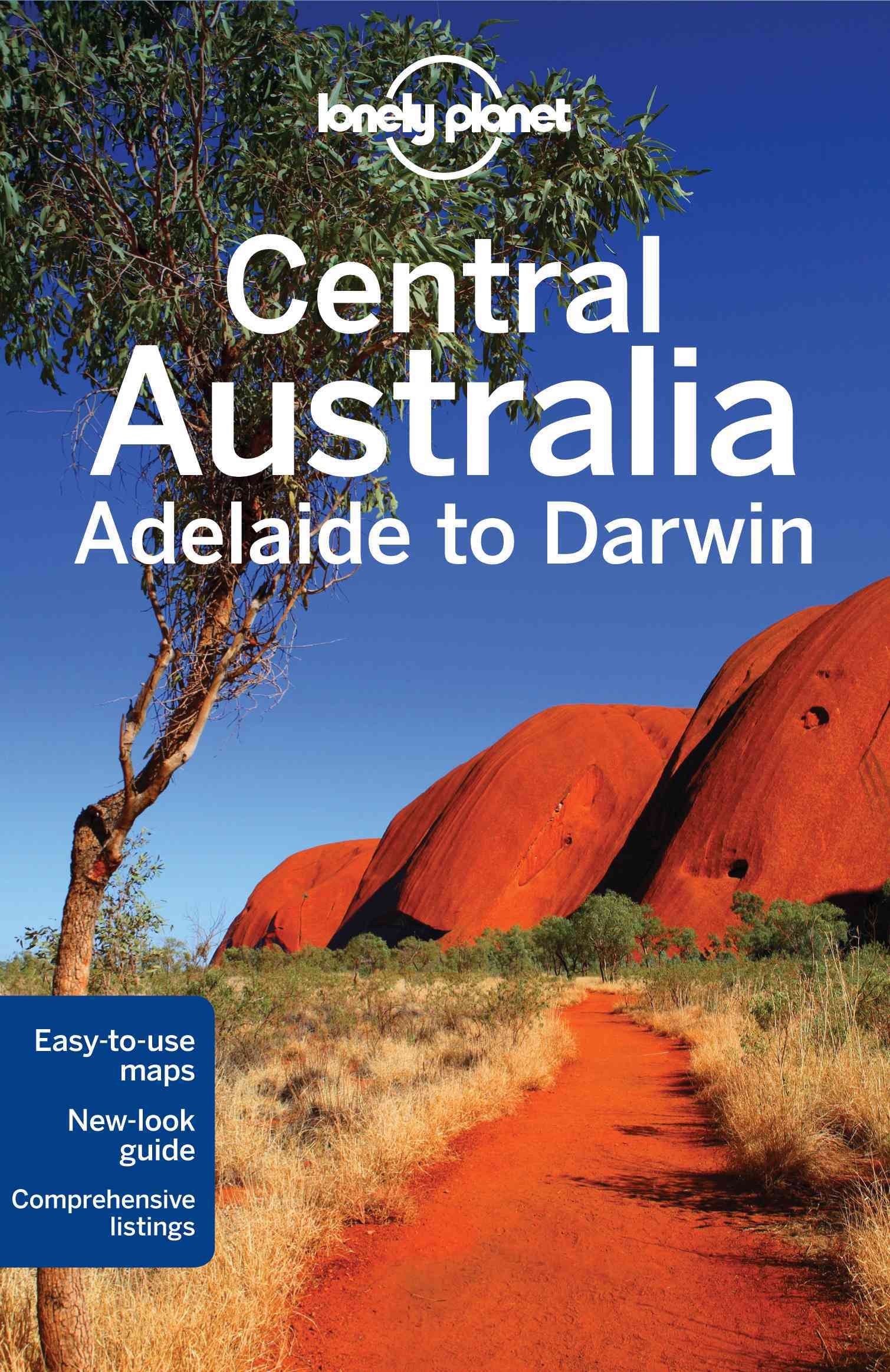Lonely Planet Central Australia By Worby, M.